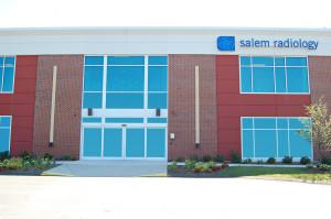 Salem Radiology Uv sliding Automatic Doors