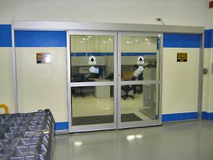 Pneumatic door systems Sliding Doors
