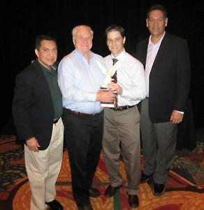 Joe and Jason McCune Eagle Award