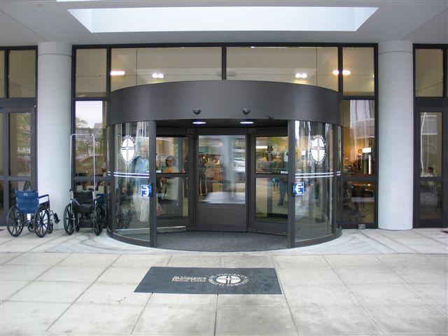 Rotating Door Boston & Rotating Door Installations Boston   Doorconcepts Boston