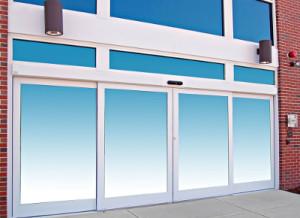 Polarized Sliding Door System